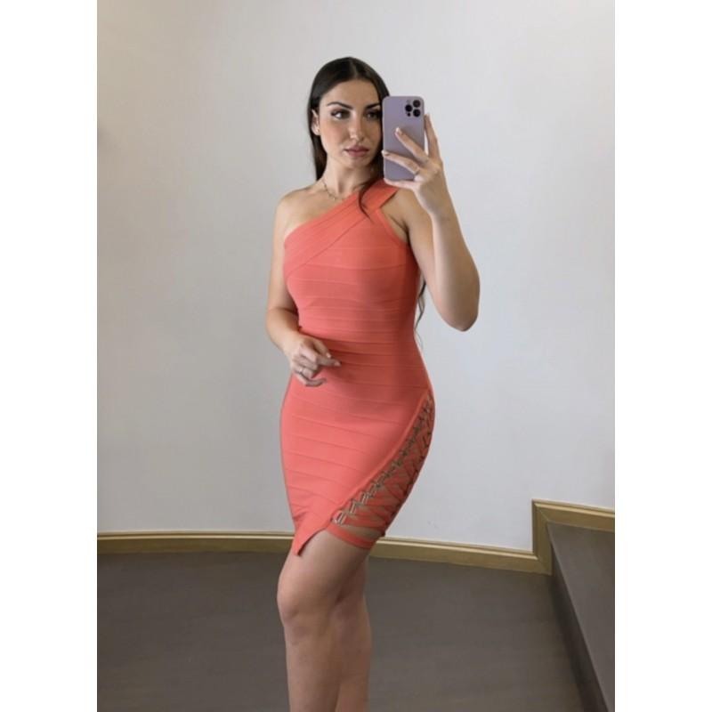 Vestido bandage Oriana