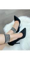 Zapato stiletto pulsera